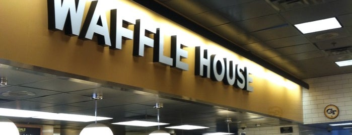 Waffle House is one of Taste of Atlanta 2012.