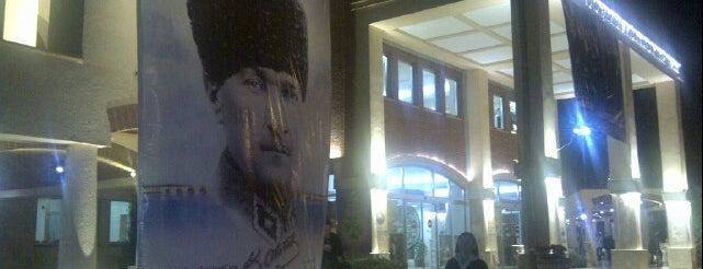 Büyükçekmece Atatürk Kültür Merkezi is one of Lieux qui ont plu à Ali.