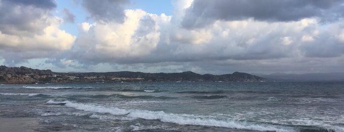 Capo Testa Spiaggia di Ponente is one of Locais curtidos por Mauro.