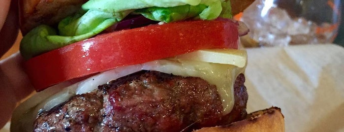 Worthy Burger is one of The Best Burger in Every State.