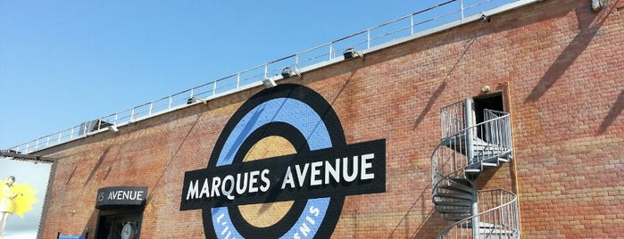 Marques Avenue is one of Sports & Fashion, I.