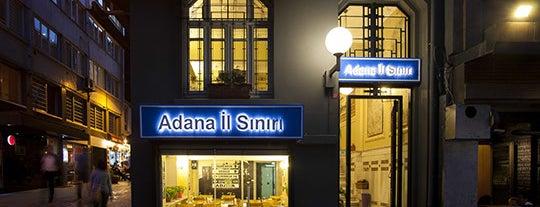 Adana İl Sınırı Ocakbaşı is one of İstanbul.
