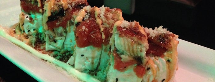 Bluefin Fusion Japanese Restaurant is one of Good Eats: South SD Edition.