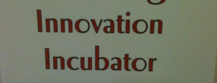 Red Wing Innovation Incubator is one of Gespeicherte Orte von Allison.