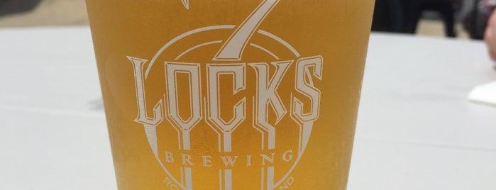 7 Locks Brewing is one of Alex : понравившиеся места.
