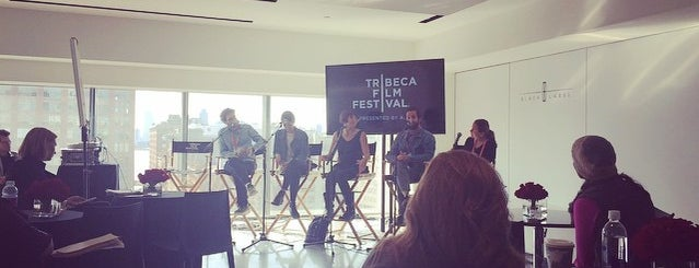 Tribeca Film Festival Office is one of TriBeCa.
