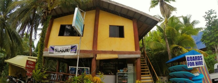 Ocean Pacific Inn is one of Siargao.