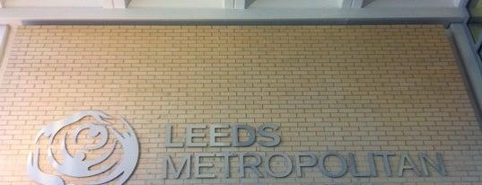 Leeds Beckett University, City Campus is one of Leeds Beckett University Buildings.