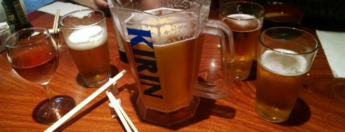 Hibiki Sushi is one of Posti che sono piaciuti a Jay.