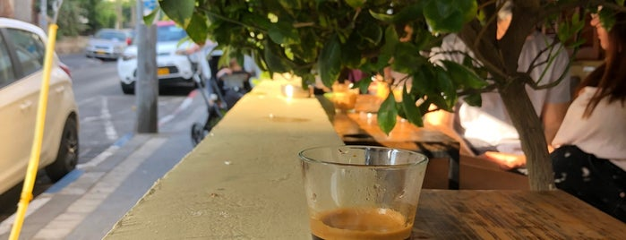 WayCup Coffee is one of tlv coffee.