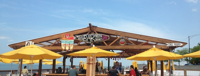 Oak Street Beach Food + Drink is one of CHICAGO.