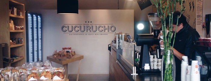 CUCURUCHO is one of Beth's DF Top 50 🥑.