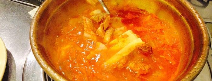 낭풍 is one of Korean food.