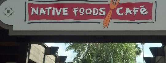 Native Foods is one of Palm Springs.