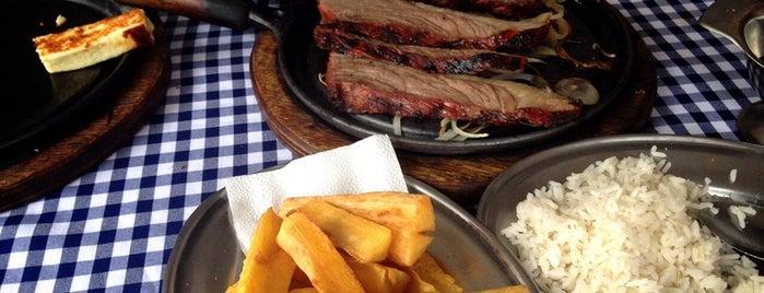 Carne de Sol 712 is one of Distrito Federal - Comer, Beber.