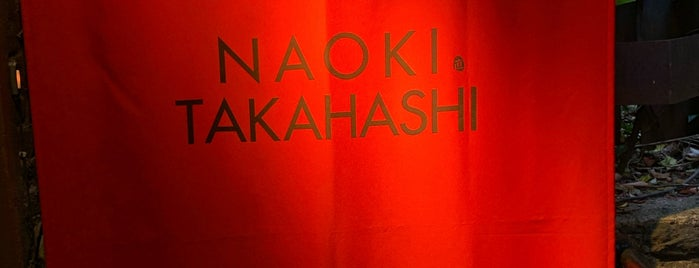 Naoki is one of manhattan restaurants.