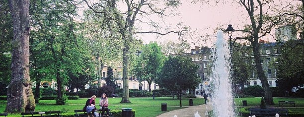 Russell Square is one of United Kingdom.