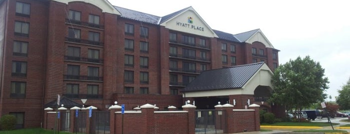 Hyatt Place Chantilly/Dulles Airport-South is one of 7th 미국여행.