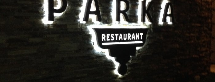 Parka Restaurant & Svilengrad is one of Locais curtidos por Serkan.