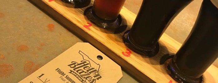 Hell 'n Blazes Brewing Co. is one of Posti che sono piaciuti a Jordan.
