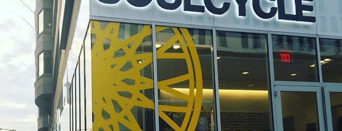 SoulCycle West End is one of Keith's Liked Places.