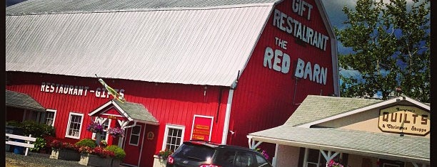 The Red Barn is one of Tips List.
