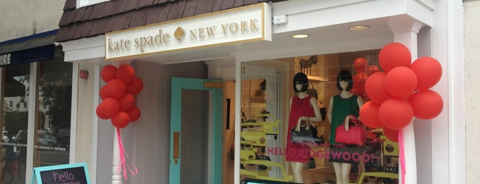 kate spade new york is one of NY 2015.