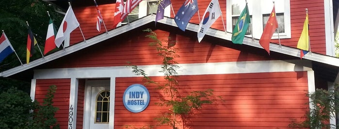 Indy Hostel Indianapolis is one of indyfun.
