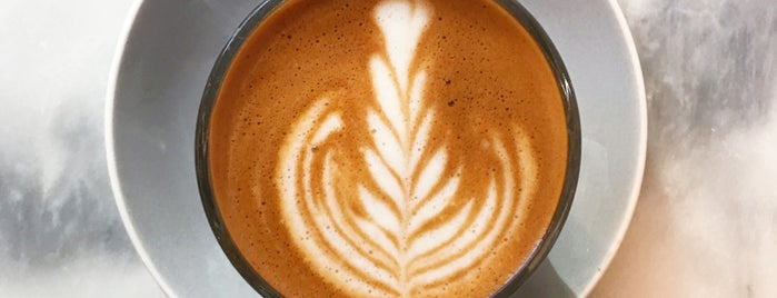 Perk Kafe is one of Locais curtidos por Marianna.