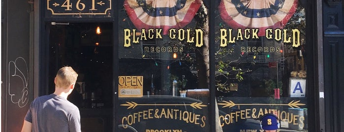Black Gold Brooklyn is one of Orte, die Marianna gefallen.