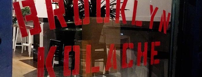 Brooklyn Kolache Co. is one of Locais curtidos por Marianna.