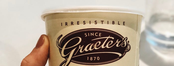 Graeter's Ice Cream is one of Orte, die Marianna gefallen.