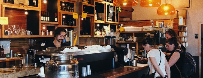 Panther Coffee is one of Lieux qui ont plu à Marianna.