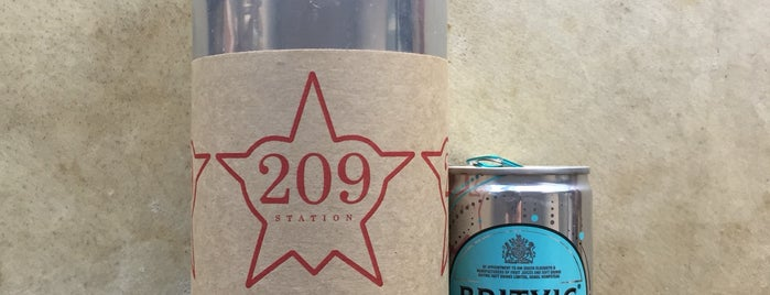 209 Station is one of Beer Stores.