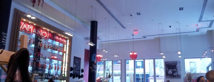 Vapiano is one of Nyc.