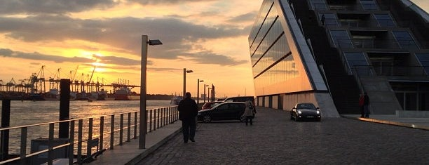Dockland Dachterrasse is one of Hamburg.