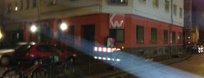 Kultwerk West is one of สถานที่ที่บันทึกไว้ของ Ingo.