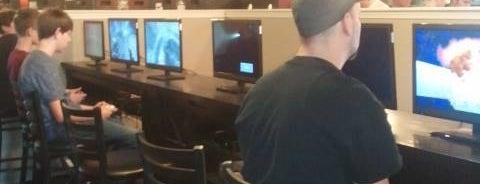 Flashback Games is one of Tempat yang Disimpan Charles.