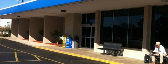 Texarkana Regional Airport (TXK) is one of Alicia's Top 200 Places Conquered & <3.