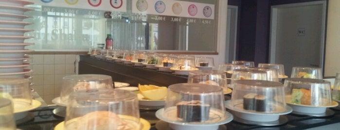Zendo Restaurant is one of Sushi.