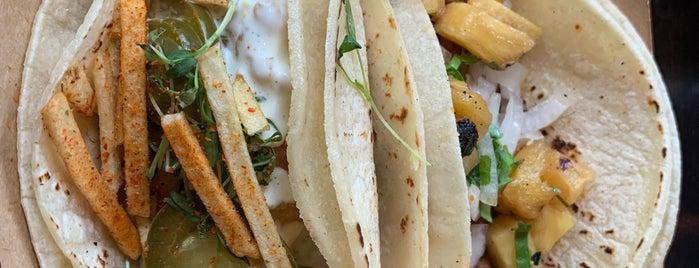 Taco Bamba is one of Locais curtidos por Cusp25.