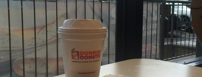 Dunkin' is one of Best Dunkin' Donuts In Queens.