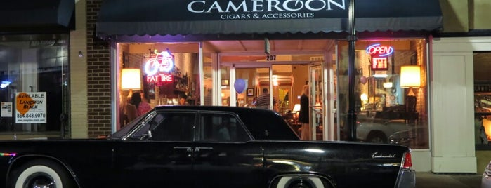 Cameroon Cigars and Accessories is one of cigar shops.