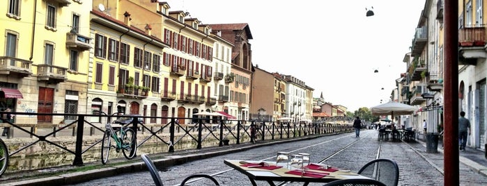 Al Pont de Ferr is one of MILANO EAT & SHOP.