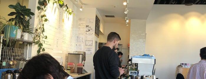 Broadsheet Coffee Roasters is one of To Eat.