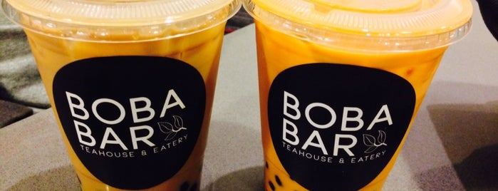 Boba Bar Teahouse & Eatery is one of Posti salvati di Chloe.