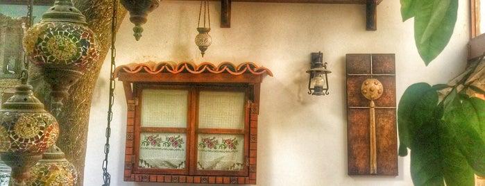Old House Eski Ev Restaurant is one of ECE'nin Kaydettiği Mekanlar.