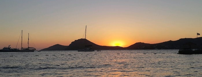 Mercan Bistro Beach is one of Bodrum.