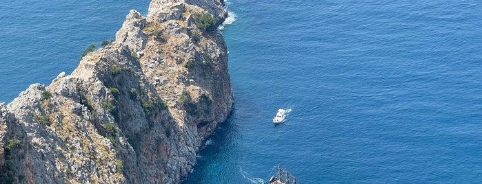 İçkale is one of Antalyada gezmelik, görmelik, yüzmelik.