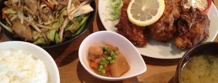 フルカワ食堂 is one of Cafeさんの保存済みスポット.